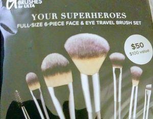 Sealed/Unopened It Cosmetics Superheroes Brush Set